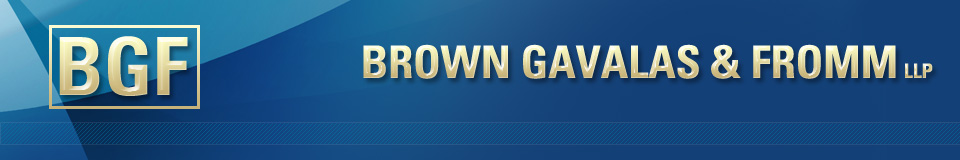 Brown Gavalas & Gromm, LLP